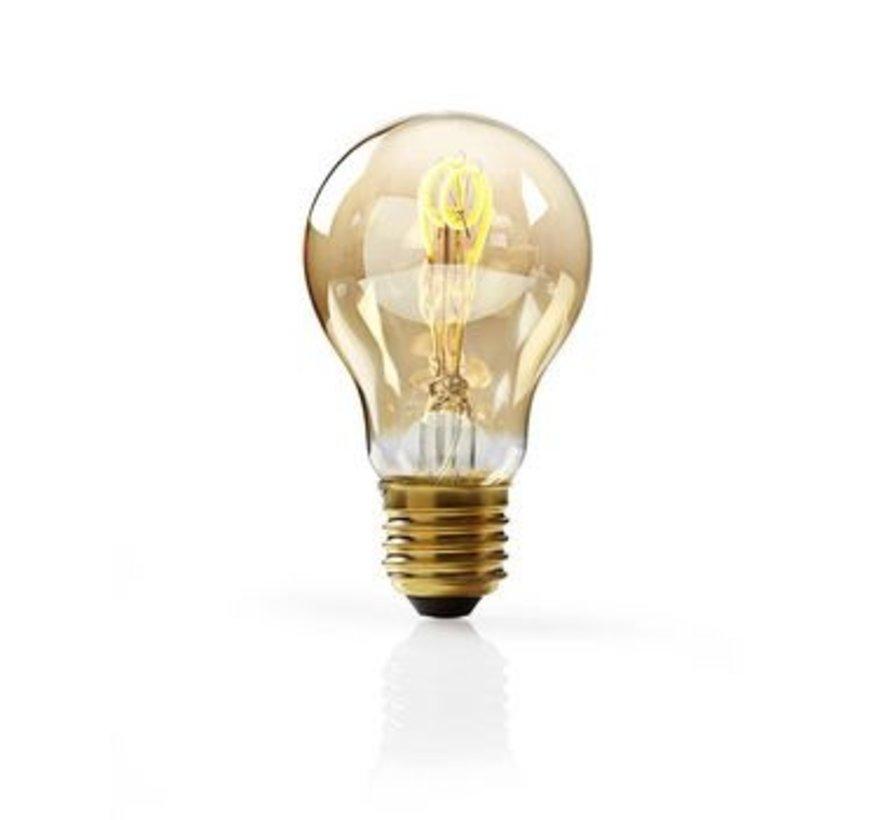 Dimbare vintage LED-gloeilamp E27 | A60 | 3 W | 100 lm