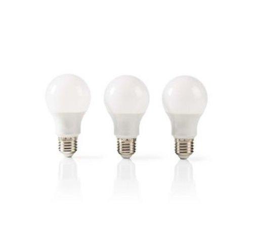 Nedis LED-Lamp E27 | A60 | 9,4 W | 806 lm | 3-Pack