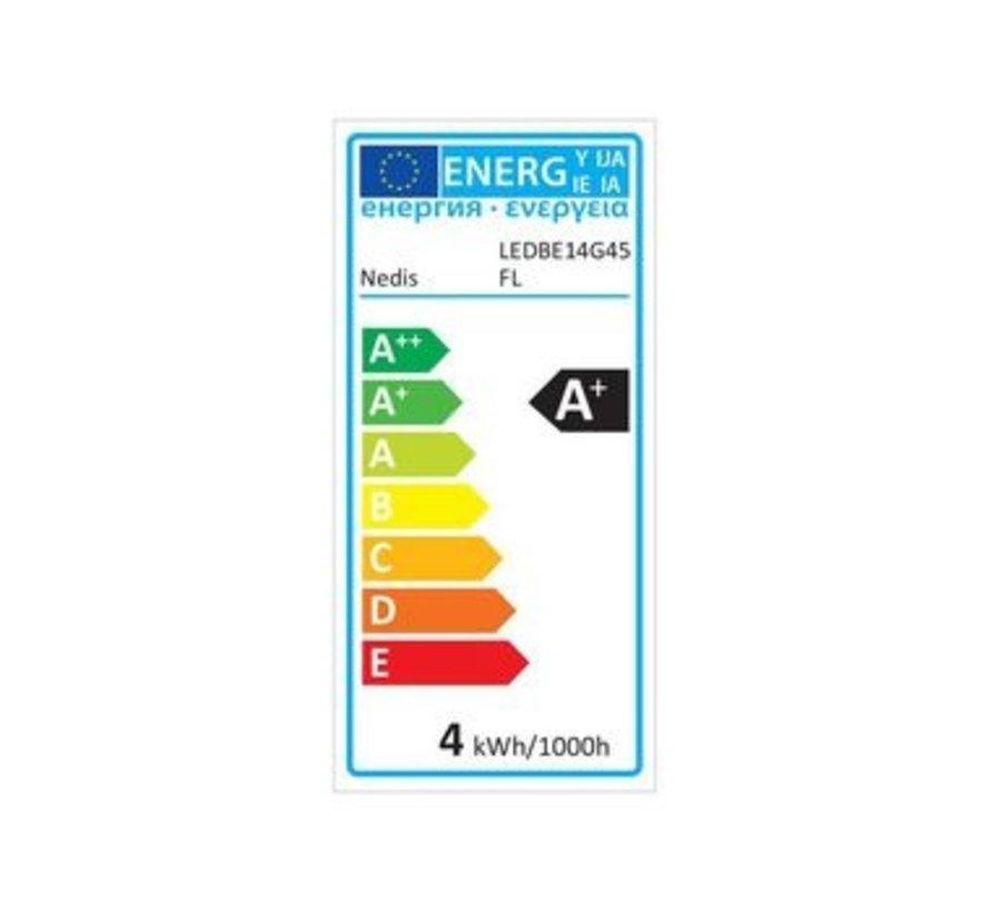 LED-Lamp E14 | G45 | 3,5 W | 215 lm | Flame