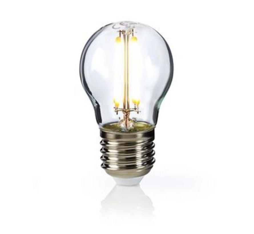 Retro LED-gloeilamp E27 | G45 | 4,8 W | 470 lm
