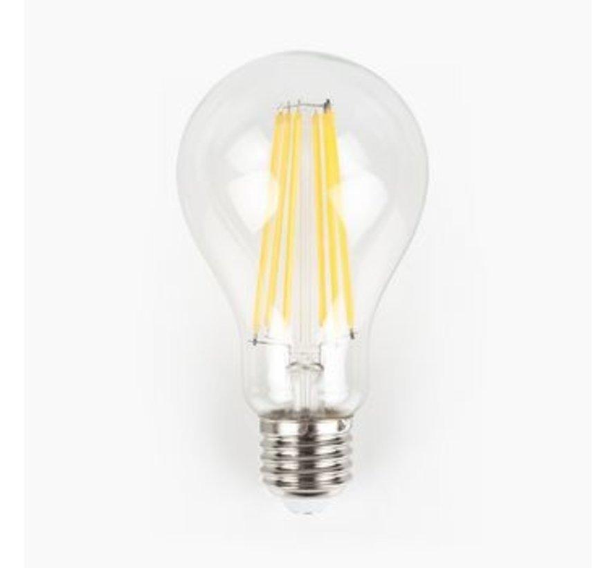 LED Vintage Filamentlamp Dimbaar A70 12 W 1521 lm 2700 K