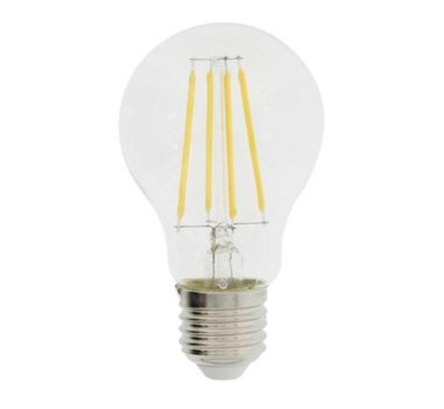 LED Vintage Filamentlamp Dimbaar A60 8.3 W 806 lm 2700 K