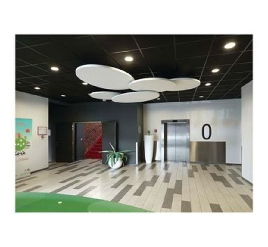 LED Plafond Lamp 13 W 3000 K 1050 lm
