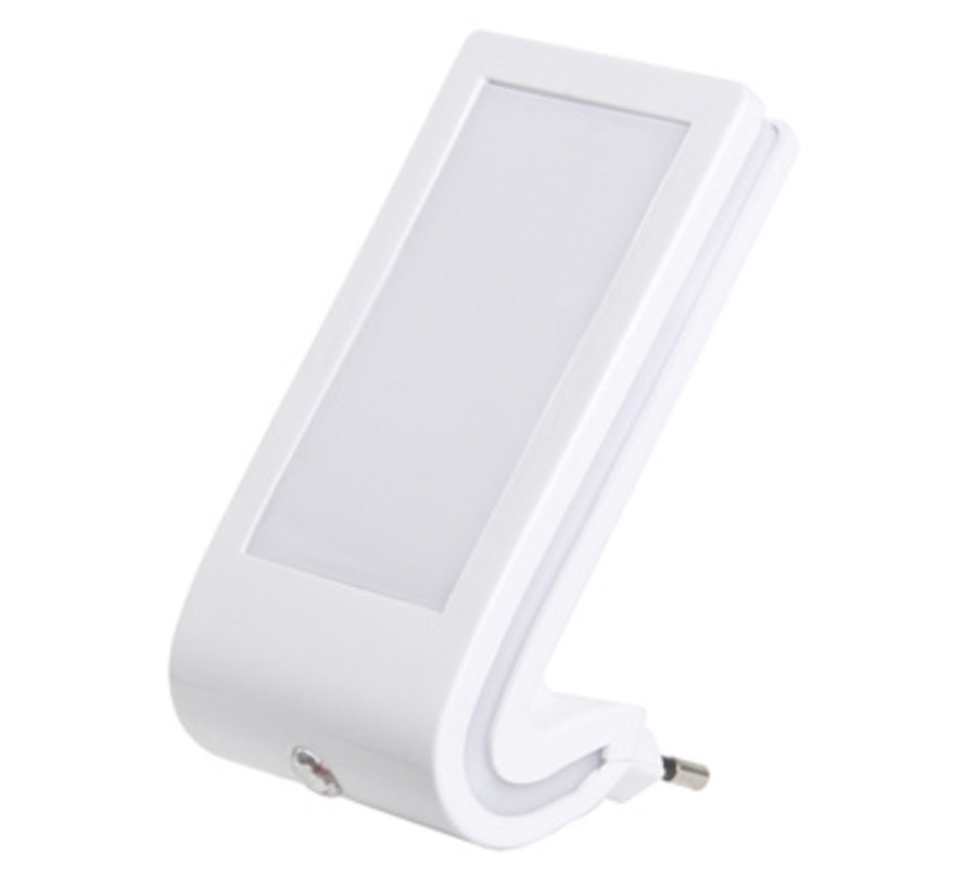 LED Nachtlamp 0.8 W Dag/Nacht