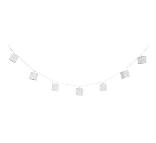 Lichtslinger Vierkant 10 LED 2.1 m