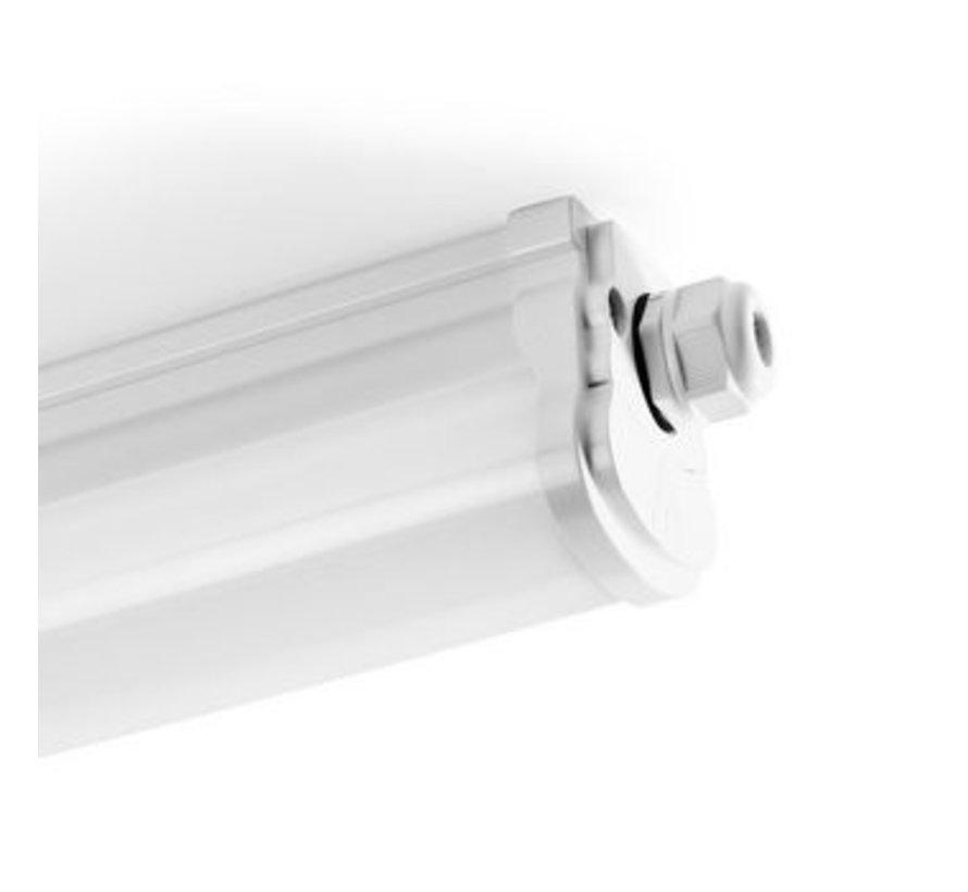 LED-TL armatuur | 120 cm | 2100 lm | 4000 K | 22 W | IP65