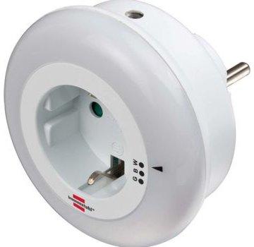 LED Nachtlamp 0.8 W Dubbele Sensor