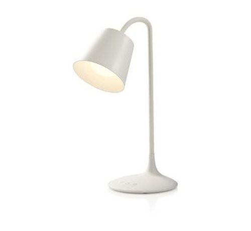 Nedis Dimbare LED-tafellamp | Aanraakbediening | 3 lichtmodi | Oplaadbare batterij | 150 lm