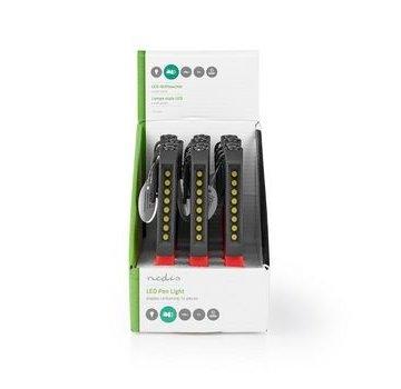 Nedis LED Penlight | Display | 12 Stuks