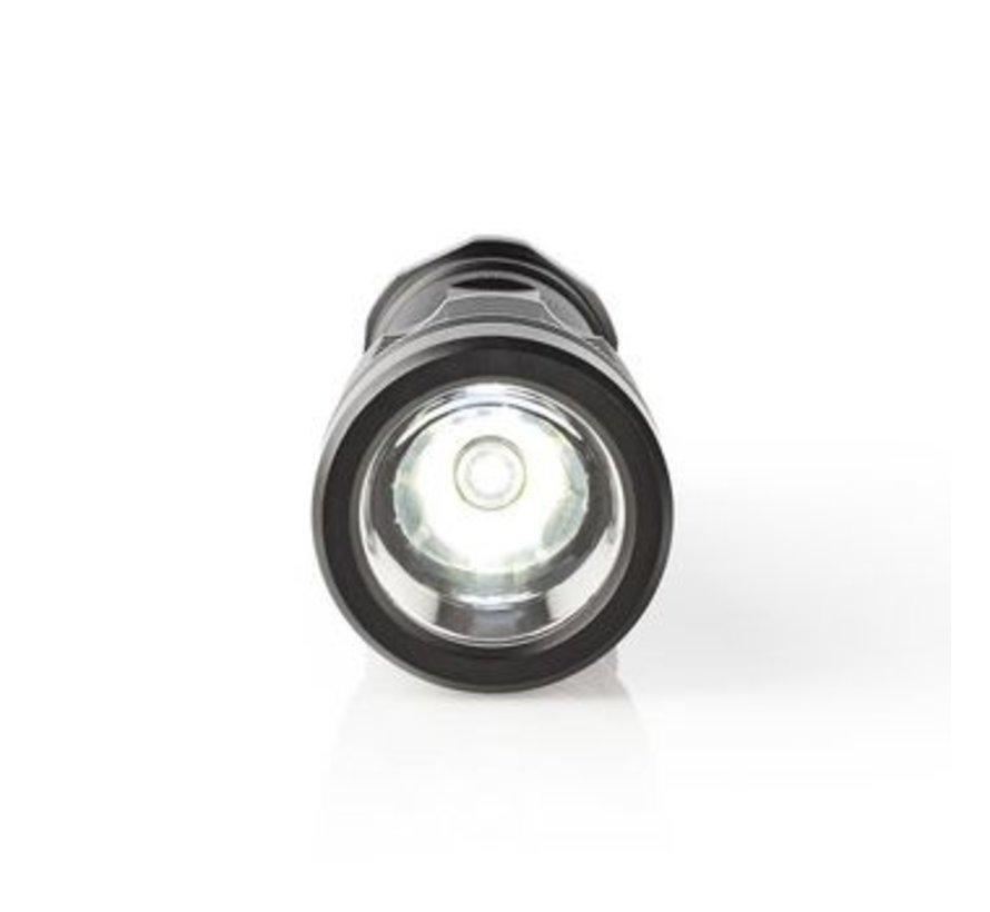LED-Zaklamp | 5 W | 280 lm | IPX7 | Zwart