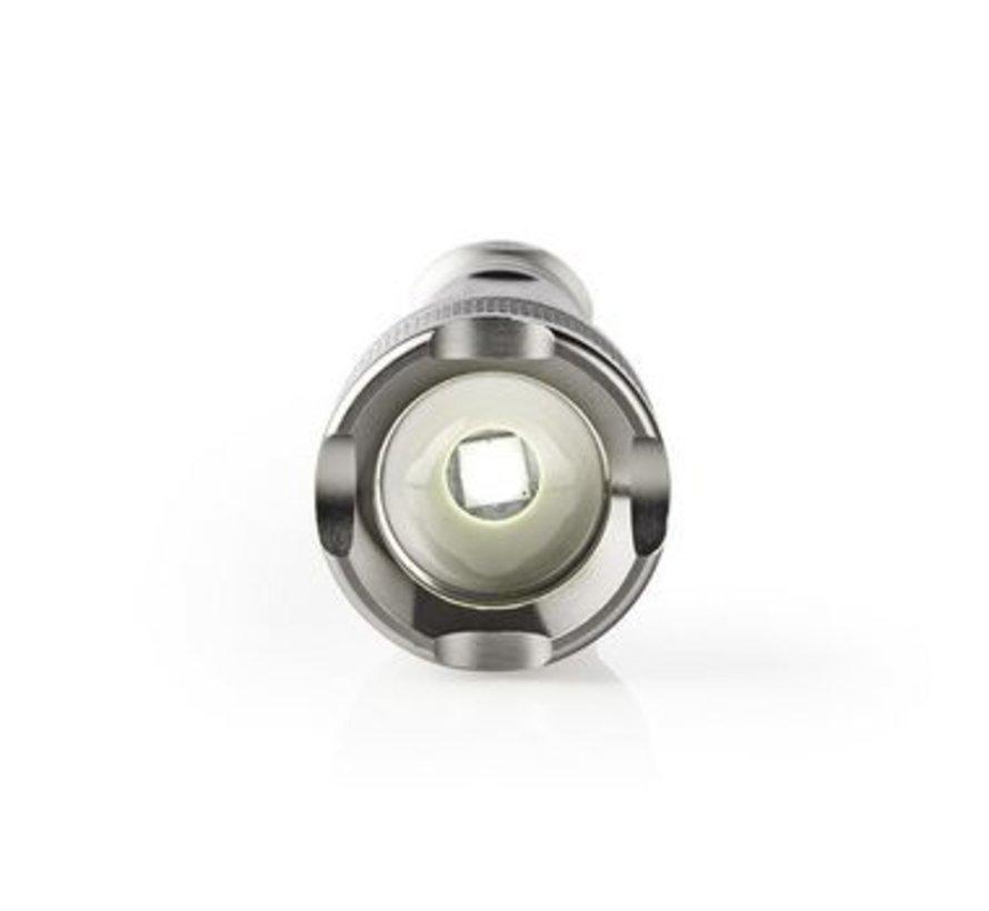 LED-Zaklamp | 10 W | 500 lm | IPX4 | Grijs