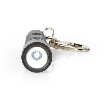 Nedis LED-Zaklamp | Zakformaat | IPX4 | 20 lm | 15 uur