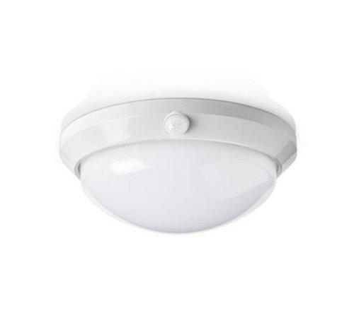Nedis LED Plafondlicht met Sensor en Noodaccu | 16 W | Veiligheidslicht 3 Uur | Voor Buiten - IP54
