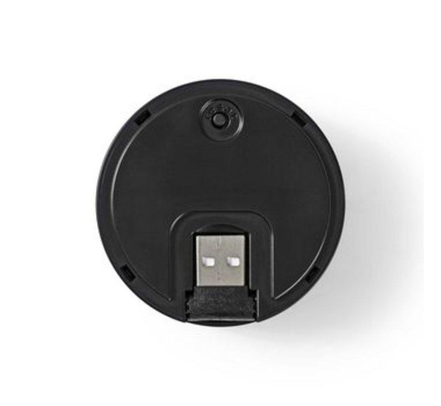 Draadloze Deurbel Gong | Accessoire voor WIFICDP10GY | USB