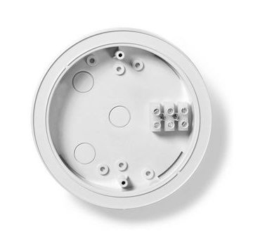 Nedis Detectorhouder | Voor detectoren van 128 mm | Vergroot hoogte met 20 mm