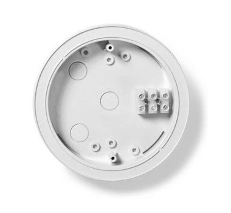 Detectorhouder   Voor detectoren van 128 mm   Vergroot hoogte met 20 mm