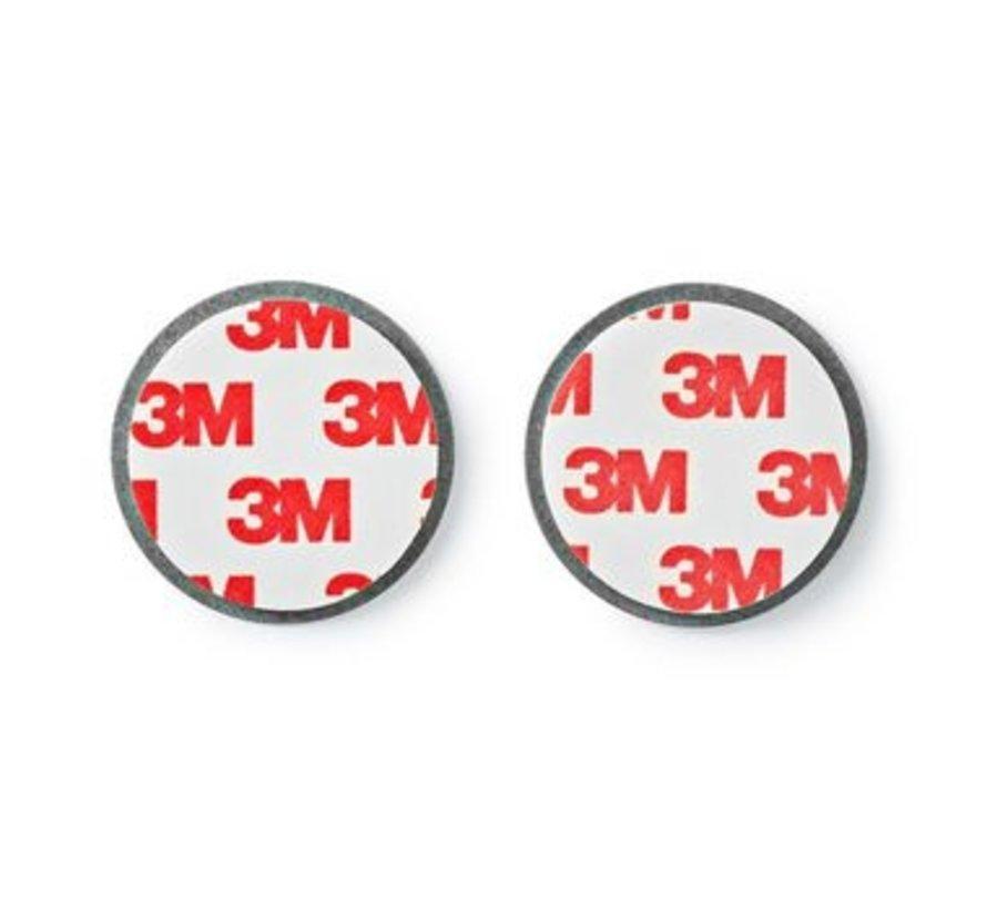 Detectorbevestiging   Zelfklevend   39 mm