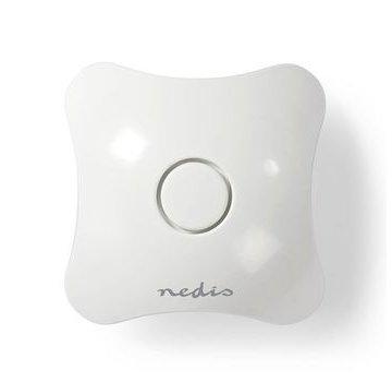 Nedis Waterlekkagedetector | Geïntegreerde sirene | Standalone | Eenvoudig te installeren