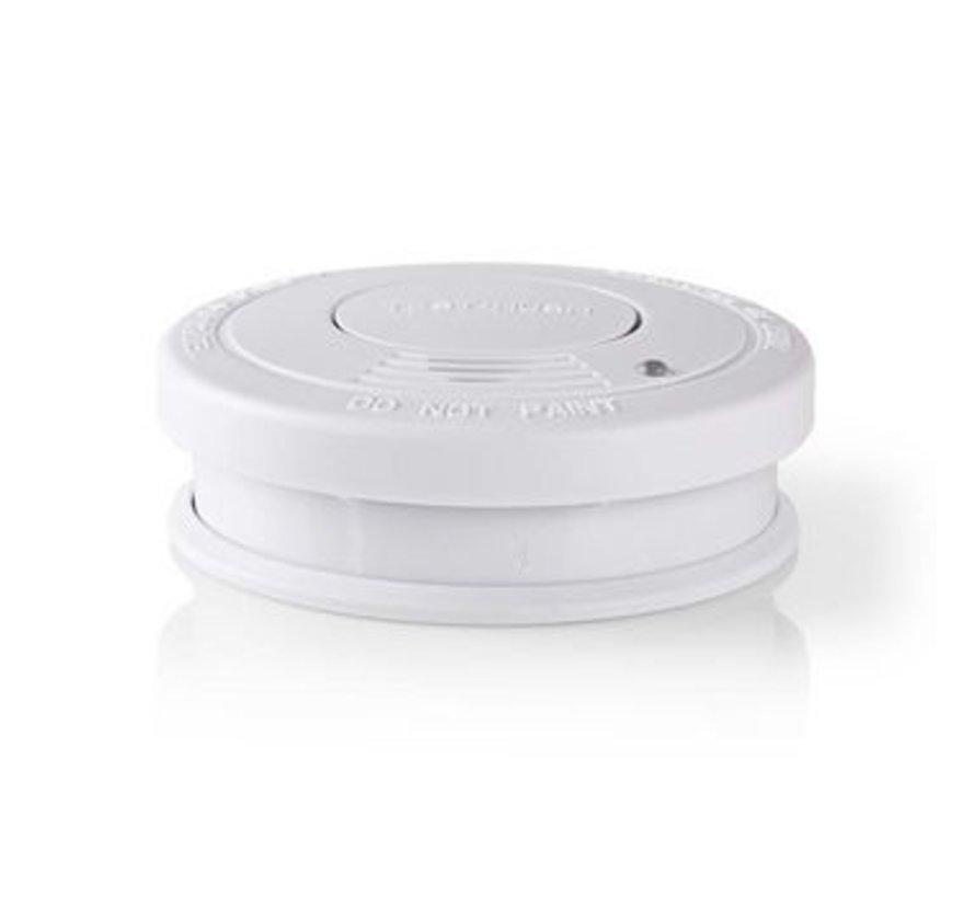 Rookmelder   EN14604   Lage batterijspanningsalarm