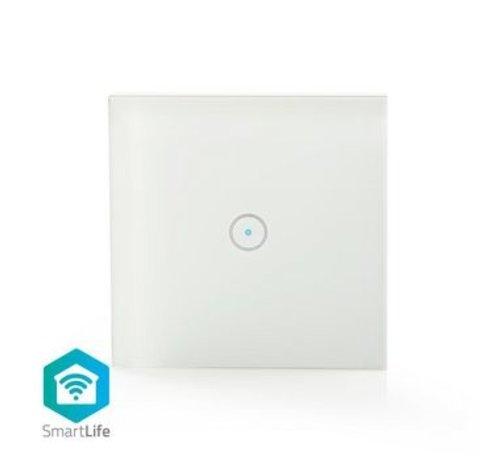 Nedis Wi-Fi smart lichtschakelaar | Enkel