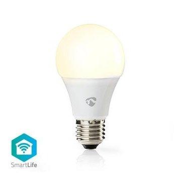Nedis Wi-Fi smart LED-lamp | Warm Wit | E27