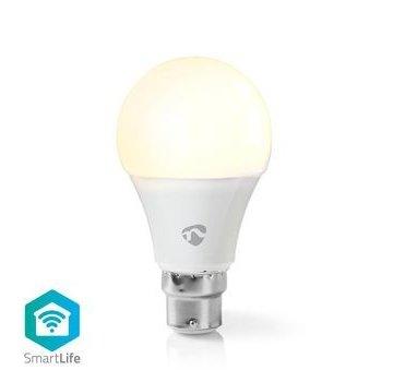 Nedis Wi-Fi Smart LED Lamp | Warm Wit | B22