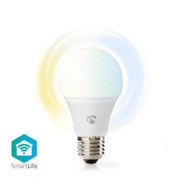 Nedis Wi-Fi smart LED-lamp | Warm- tot Koud-Wit | E27