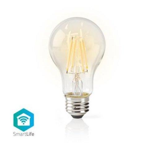Nedis Slimme LED-Lamp met Gloeidraad en Wi-Fi | E27 | A60 | 5 W | 500 lm | Helder