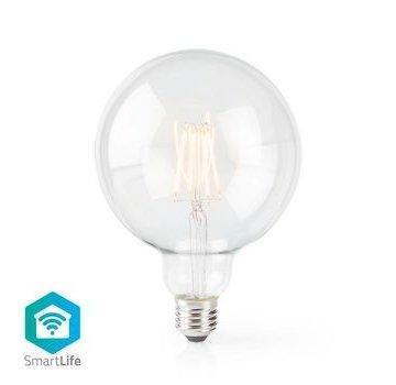 Nedis Wi-Fi Smart LED Filamentlamp | E27 | 125 mm | 5 W | 500 lm