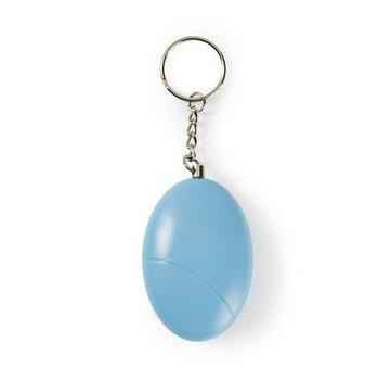 Nedis Persoonlijk Veiligheidsalarm | Lichtgewicht | ≥ 85 dB-Alarm | Turquoise