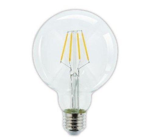 LED Vintage Filamentlamp Dimbaar G95 8.3 W 806 lm 2700 K