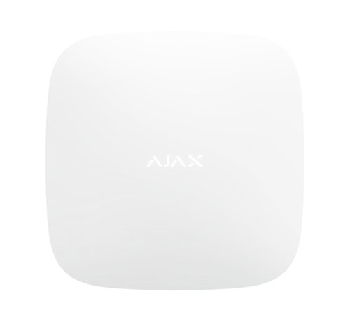 Ajax Hub 2 Plus | Wit | 2x GSM, Wifi en LAN