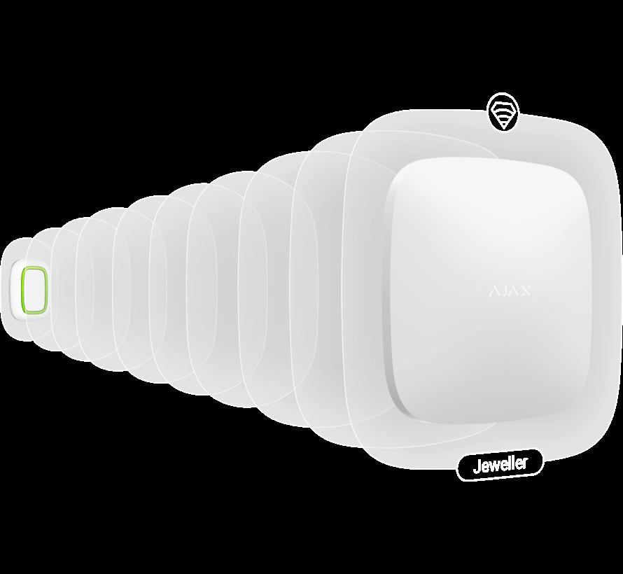 Alarmknop / slimme knop   Wit   Draadloos