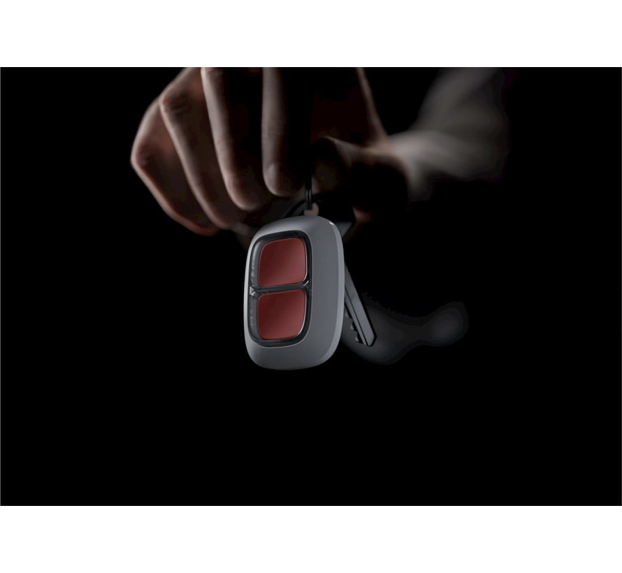 Dubbele Alarmknop / slimme knop | Wit | Draadloos