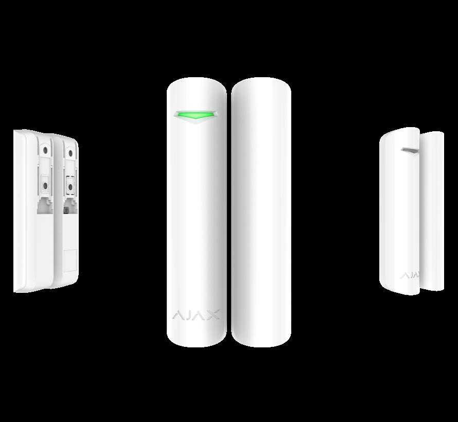 DoorProtect | Zwart | Magneetcontact en mini magneet
