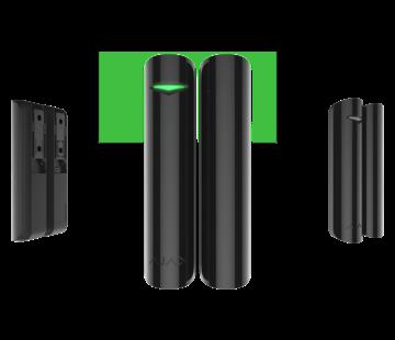 Ajax DoorProtect   Zwart   Magneetcontact en mini magneet