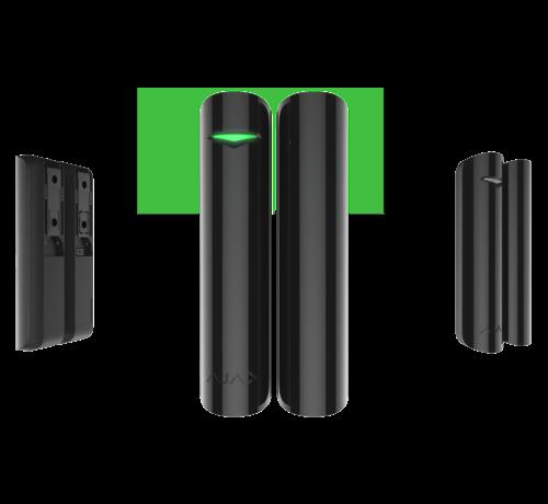 AJAX DoorProtect | Zwart | Magneetcontact en mini magneet