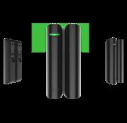 Ajax DoorProtect Plus   Zwart   MC met tilt- en trilsensor