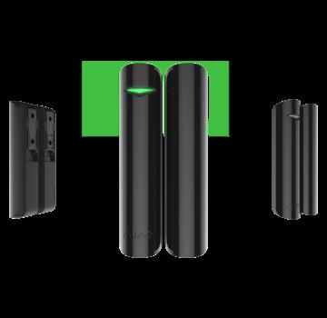 AJAX DoorProtect Plus | Zwart | MC met tilt- en trilsensor