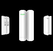 Ajax DoorProtect Plus | Wit | MC met tilt- en trilsensor