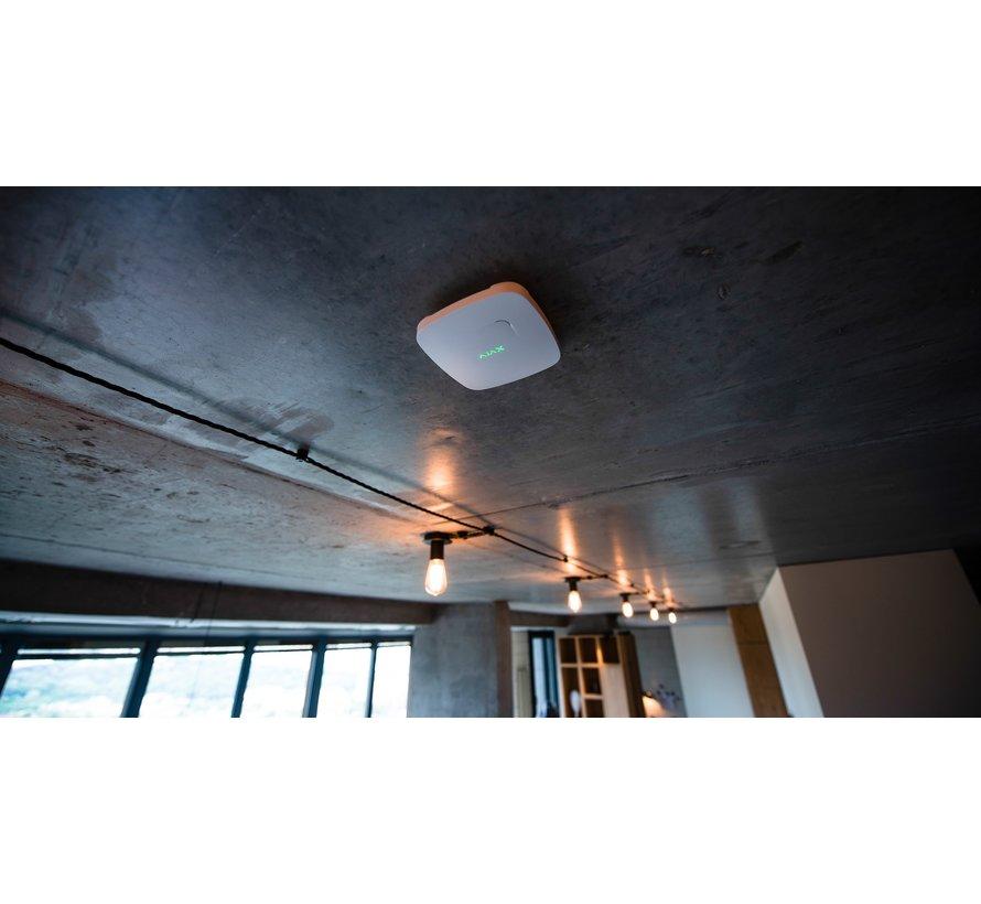 FireProtect Plus | Wit | Draadloze optische rookmelder met CO melder