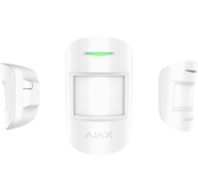 Ajax MotionProtect   Wit   Draadloze passief infrarood detector