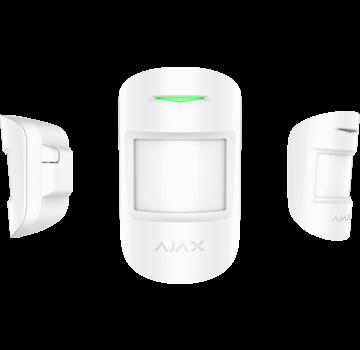 Ajax MotionProtect | Wit | Draadloze passief infrarood detector