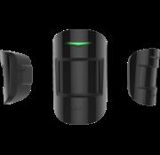 Ajax MotionProtect | Zwart | Draadloze passief infrarood detector