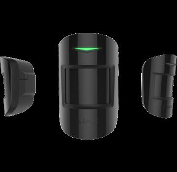 Ajax Ajax MotionProtect | Zwart | Draadloze passief infrarood detector