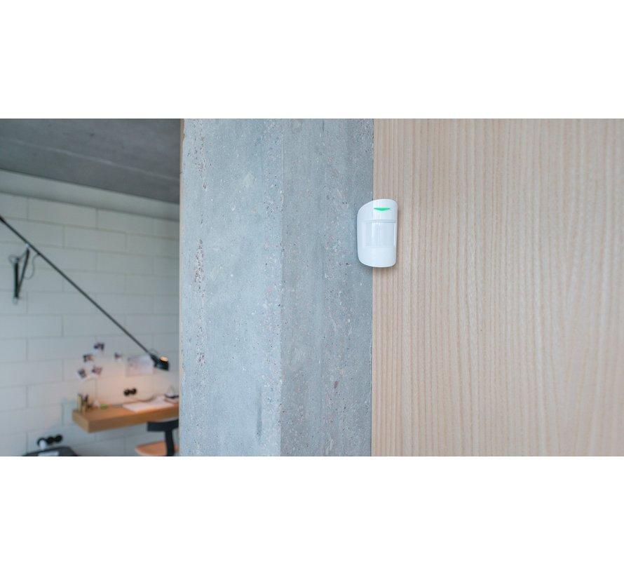 MotionProtect | Zwart | Draadloze passief infrarood detector
