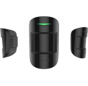 Ajax MotionProtect Plus   Zwart   draadloze PIR Radar