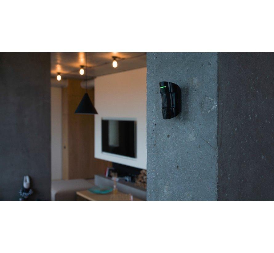 MotionProtect Plus   Zwart   draadloze PIR Radar