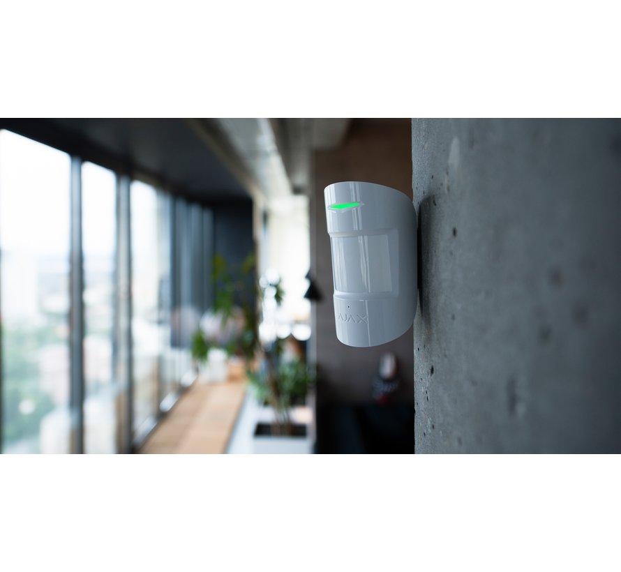 CombiProtect | Wit | Glasbreuk en bewegingsdetector