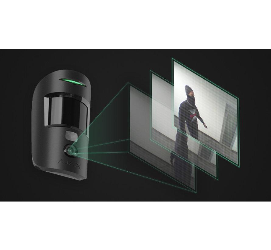 MotionCam   Wit   Bewegingsdetector met een fotocamera